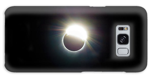 The Ring Of 2017 Solar Eclipse Galaxy Case