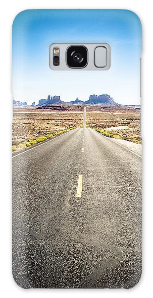 Galaxy Case featuring the photograph The Road Ahead by Jason Smith