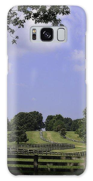 The Road To Lynchburg From Appomattox Virginia Galaxy Case