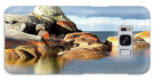 The Rocks And The Water Galaxy Case