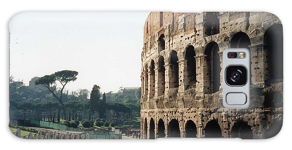 The Roman Colosseum Galaxy Case by Marna Edwards Flavell