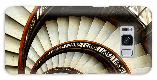 The Rookery Spiral Staircase Galaxy Case