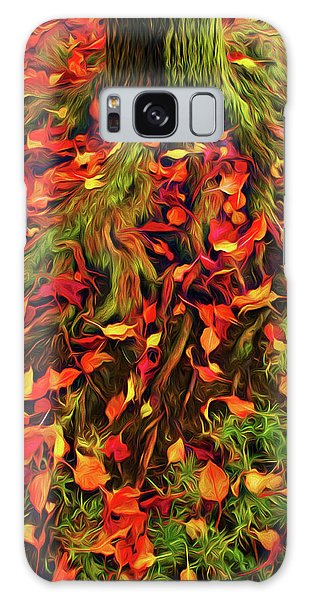 The Root Of Fall Galaxy Case