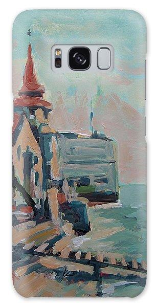 Briex Galaxy Case - The Round Tower Of Portsmouth by Nop Briex