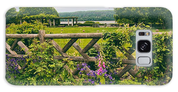 The Rustic Fence Galaxy Case by Jessica Jenney