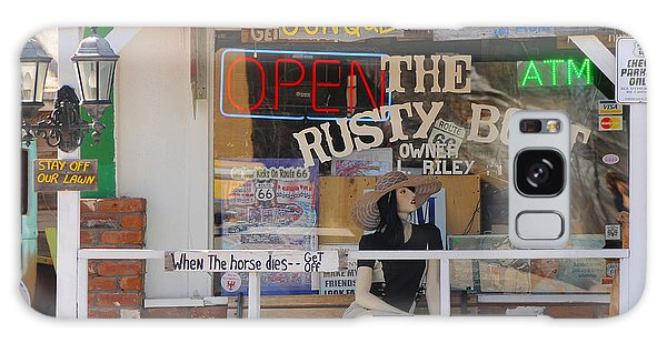 The Rusty Bolt - Seligman, Historic Route 66 Galaxy Case