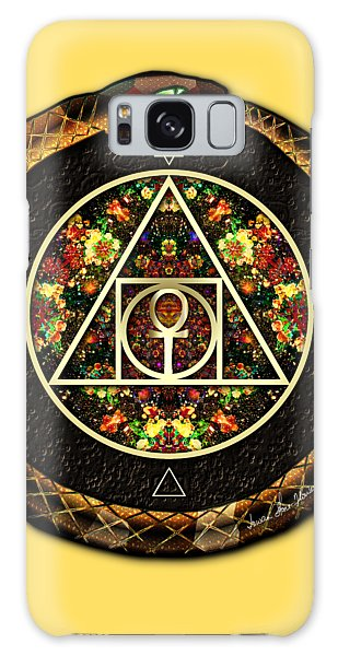 The Sacred Alchemy Of Life Galaxy Case