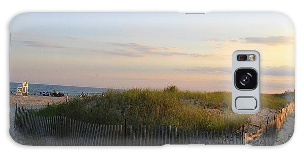 The Sand Dunes Of Long Island Galaxy Case by Dora Sofia Caputo Photographic Art and Design