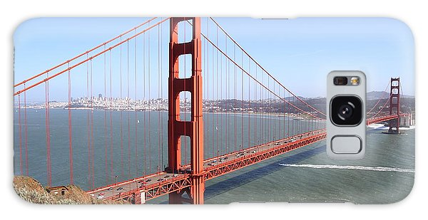 The San Francisco Golden Gate Bridge 7d14507 Galaxy Case