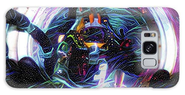 The Sat Diver Galaxy Case
