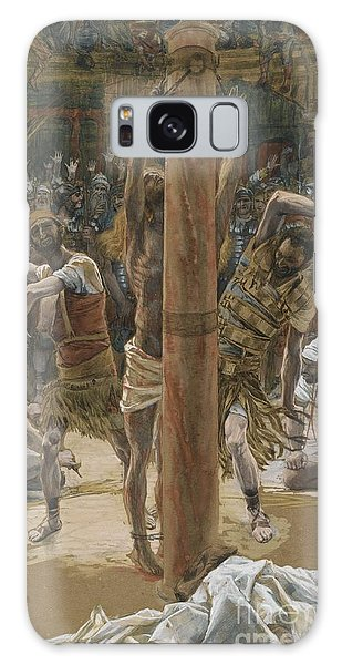 Whip Galaxy Case - The Scourging On The Back by Tissot