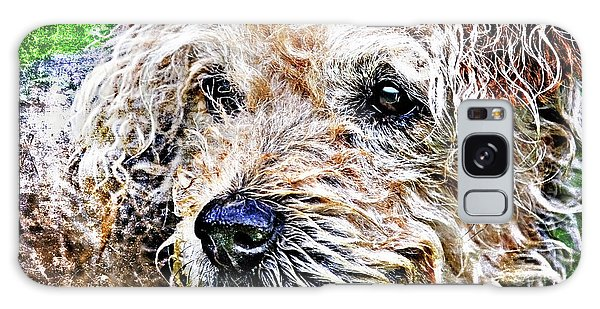 The Scruffiest Dog In The World Galaxy Case