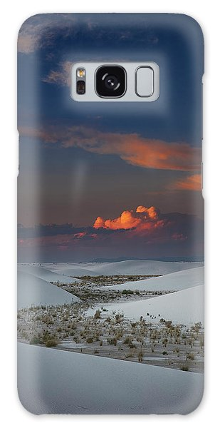 Galaxy Case featuring the photograph The Sea Of Sands by Edgars Erglis
