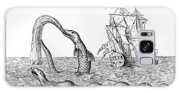 Bay Galaxy Case - The Sea Serpent by English School