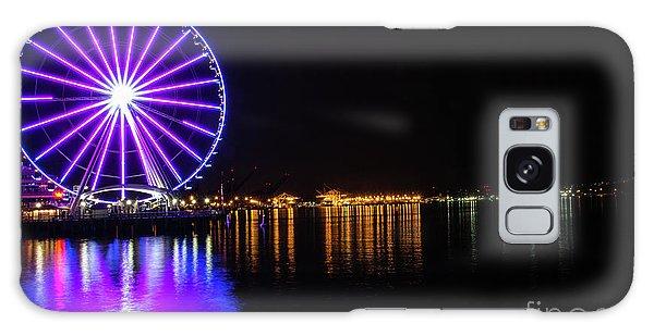 The Seattle Ferris Wheel Galaxy Case