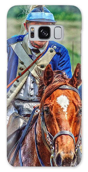 The Second Regiment Light Dragoons 004 Galaxy Case