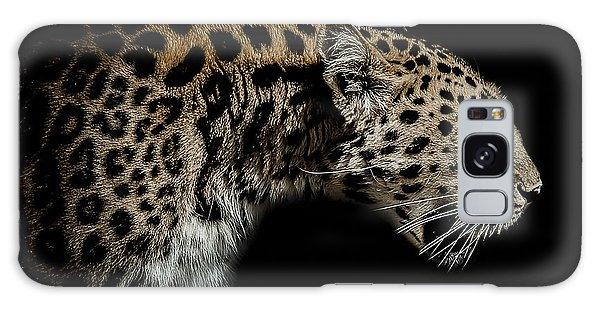 Leopard Galaxy S8 Case - The Seeker by Paul Neville
