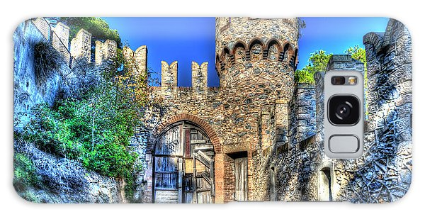 The Senator Castle - Il Castello Del Senatore Galaxy Case