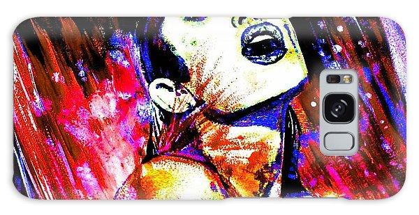 Galaxy Case - The Sensual Woman 1 by Karen Elzinga