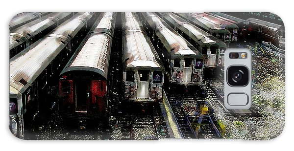 The Seven Train Yard Queens Ny Galaxy Case