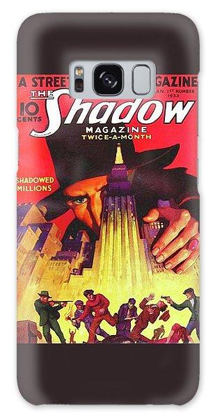 The Shadow Shadowed Millions Galaxy Case