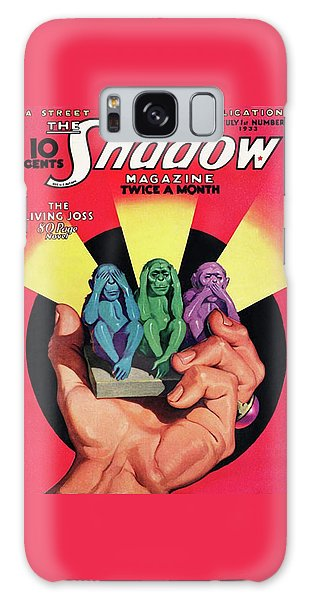 The Shadow The Living Joss Galaxy Case