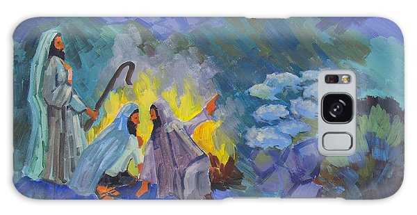 Bethlehem Galaxy Case - The Shepherds by Diane McClary
