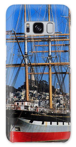 The Ship Balclutha Galaxy Case
