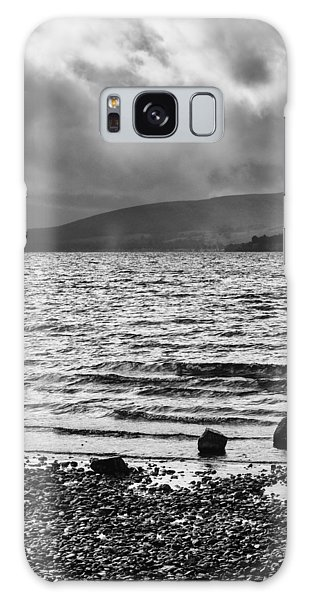Galaxy Case featuring the photograph The Shores Of Loch Lubnaig by Christi Kraft