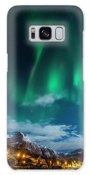 The Show Must Go On Galaxy Case