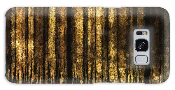 Gold Galaxy Case - The Silent Woods by Scott Norris