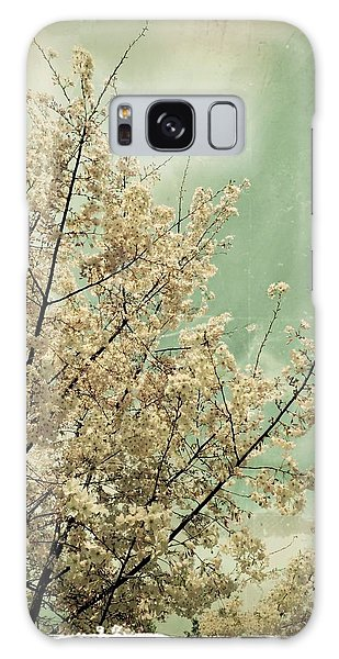 The Softness Of Spring Galaxy Case