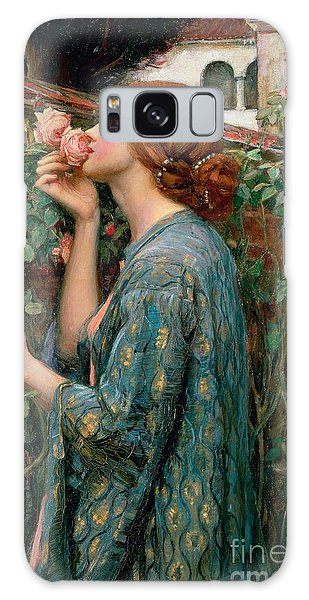 Soul Galaxy Case - The Soul Of The Rose by John William Waterhouse