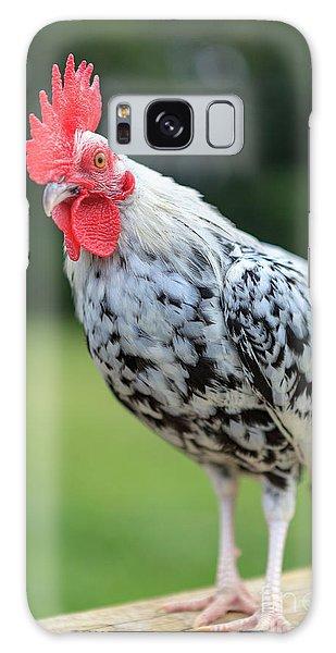 The Speckled Chicken Galaxy Case