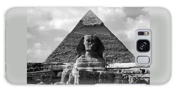 The Sphynx And The Pyramid Galaxy Case