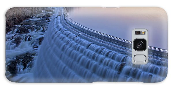 The Spillway At Dawn Galaxy Case