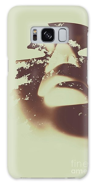 Creation Galaxy Case - The Spirit Within by Jorgo Photography - Wall Art Gallery