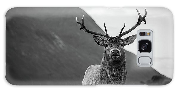 Scottish Galaxy Case - The Stag.  by Mark Mc neill