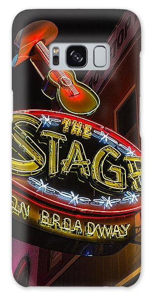 The Stage On Broadway Galaxy Case