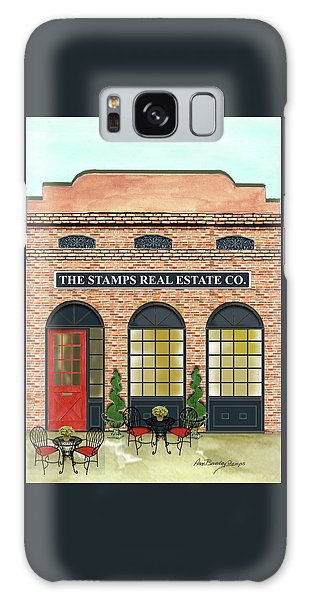 The Stamps Real Estate Co. Galaxy Case