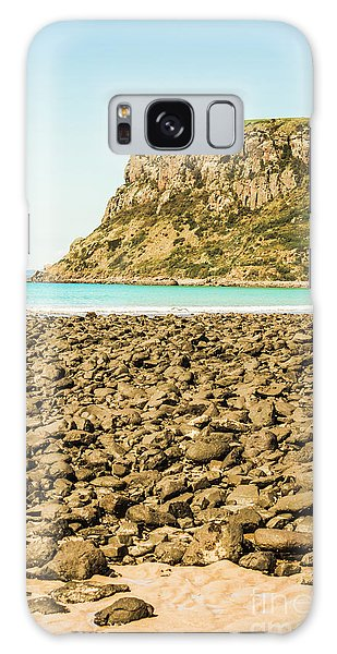 West Bay Galaxy Case - The Stanley Nut by Jorgo Photography - Wall Art Gallery
