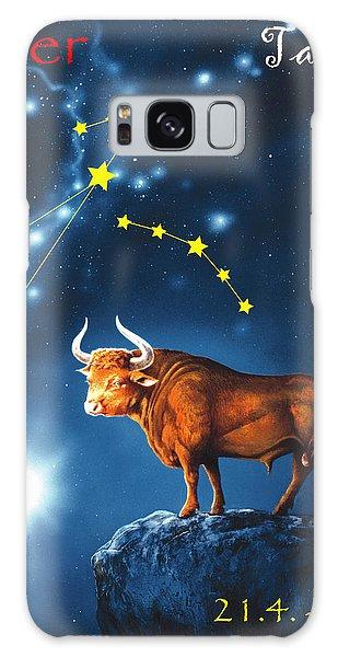 Galaxy Case - The Star Taurus by Johannes Margreiter