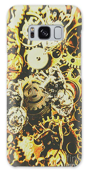 Punk Galaxy Case - The Steampunk Heart Design by Jorgo Photography - Wall Art Gallery