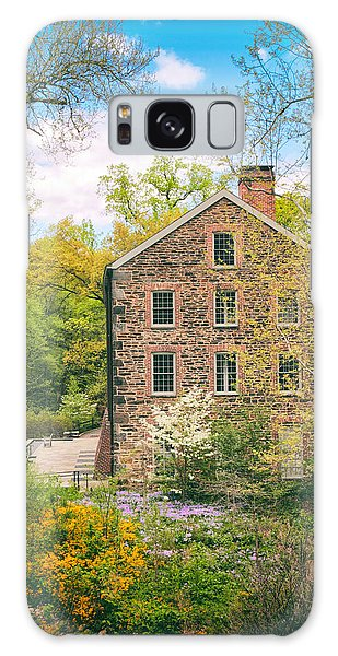 The Stone Mill In Spring Galaxy Case by Jessica Jenney
