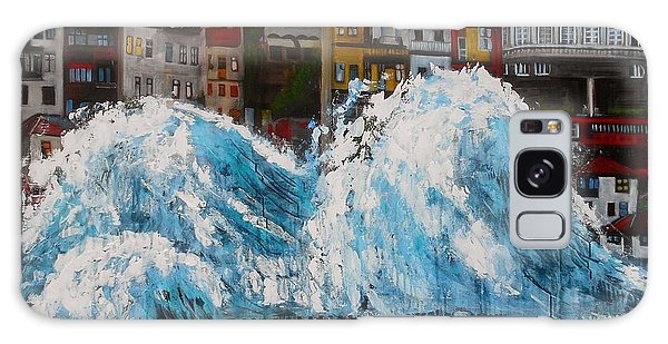 The Storm- Large Work Galaxy Case