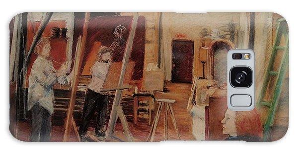 The Studio Galaxy Case by Nancy Kane Chapman
