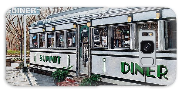 The Summit Diner Galaxy Case