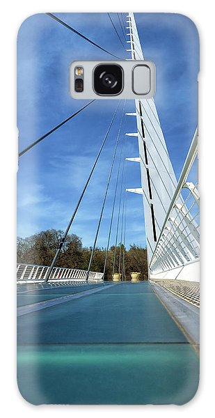 The Sundial Bridge Galaxy Case by James Eddy