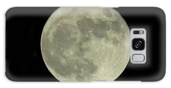 The Super Moon 3 Galaxy Case