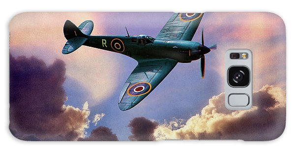 The Supermarine Spitfire Galaxy Case